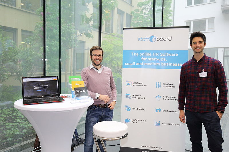 Personalsoftware unterstützt beim digitalen Wandel – Personalkongress IT 2017