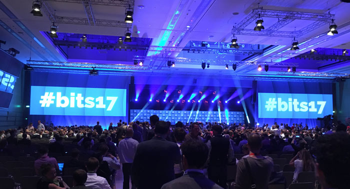 """Bits & Pretzels 2017 – """"das"""" Startup-Event in München"""