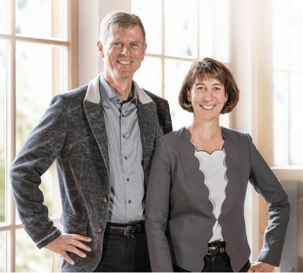 Bernd Thiedmann & Rosemarie Konirsch   Mensch & Veränderung
